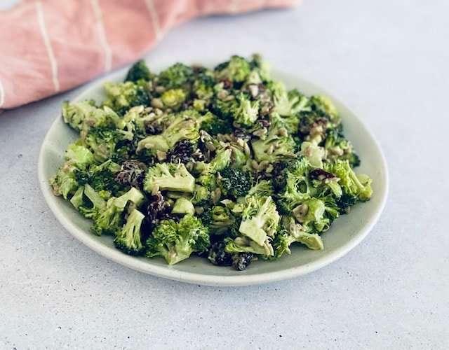Veggie Broccoli Salad