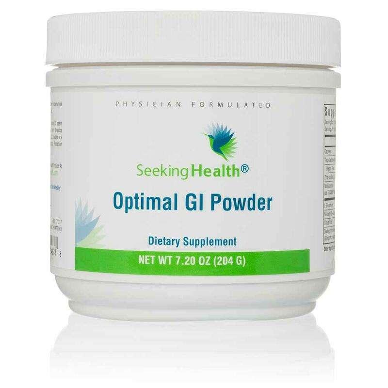 Seeking Health Optimal GI Powder
