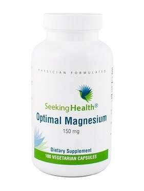 Seeking Health Optimal Magnesium