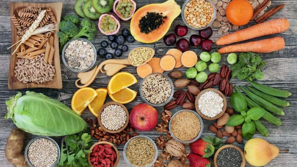 healthy benefits of fiber