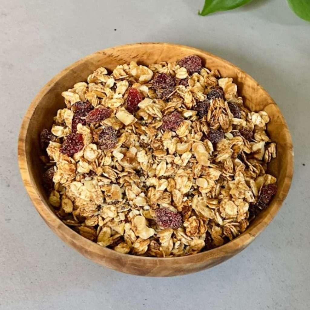brain boosting granola