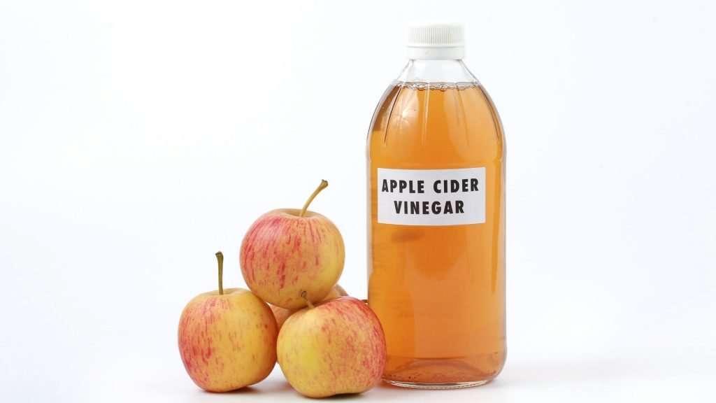 apple cider vinegar for fatty liver