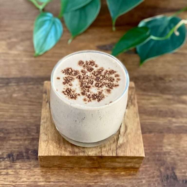 low fodmap chocolate smoothie